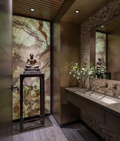 bathroom, Seattle / Stuart Silk Architects