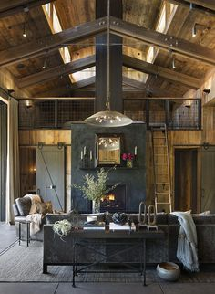 Napa Cabin by Wade Design Architects 3