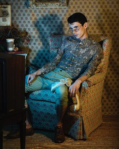 Gorgeous Fashion and Editorial Portraits by Isabel Epstein