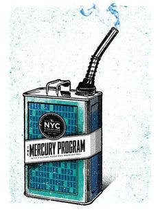 FFFFOUND! | The Mercury Program — Two Arms Inc. #print