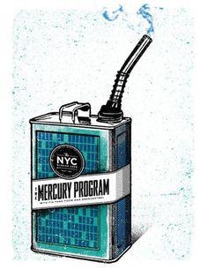 FFFFOUND! | The Mercury Program — Two Arms Inc. #print