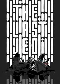The Last Jedi Poster Design