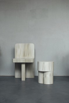 Horn Chair by Destroyers/Builders