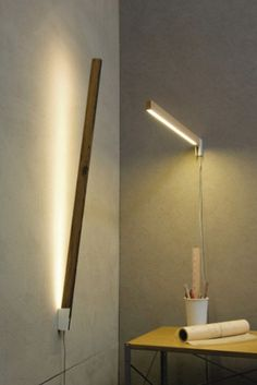 NY Design Week 2012 - ICFF: Stickbulb - Core77 #lamp