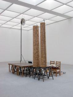 Silent Factory - Works - Mark Manders #manders #gallery #art #installation