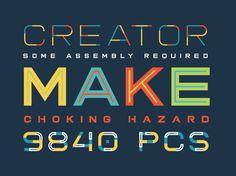 Summit Free Typeface
