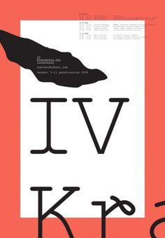 IV krakowskie dni literatury : portfolio #poster