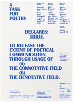 Remco van Bladel #bladel #van #design #graphic #poster #remco