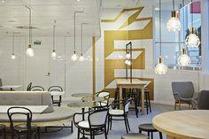 Fazer Café Inside #vinyl #lettering #typography