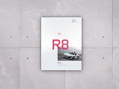 Audi R8 Brochure (Concept)