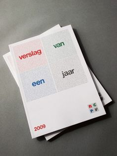 graphic design : . #ncrv #annual #report