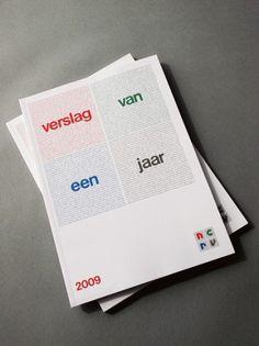 graphic design : . #ncrv #annual #report