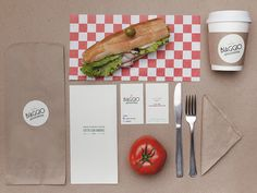 Creating a Fresh Urban Concept for BIAGGIO Food Truck- TBP Brand Design Agency #brand design agency