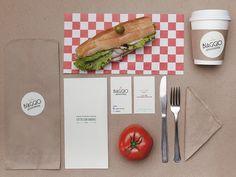 Creating a Fresh Urban Concept for BIAGGIO Food Truck- TBP Brand Design Agency #brand design agency