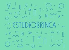 BRINCA. _ DESIGN STUDIO. (2012) #454545