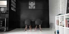 Candy Black | Design Boutique | About #interior #design #black #candy #firm #eames