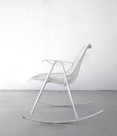 woodard rocker #furniture