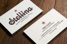 anchalee.me #design #anchalee #stellina #identity #chambundabongse