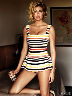 Kate Upton by Mario Testino #model #girl #look #photography #fashion #style