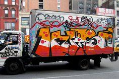 #graffiti #truck