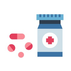 See more icon inspiration related to healthcare and medical, wellness, pills, drugs, pharmacy, medicines and medicine on Flaticon.