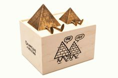 Kevin Lyons Case Studyo Bronze True Lulu Pyramids 01 #bronze #pyramids