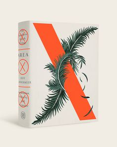 Area X on Behance #editorial #book #cover #book cover #publication