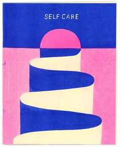 Monica Ramos Self Care Zine- Riso printed