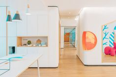 Orange Dental Clinic by RIGI Design / Tianjin, China