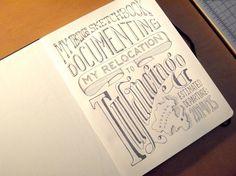 largerelocation.jpg (JPEG Image, 1000×750 pixels) #lettering #book #sketch #typography