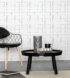 Eco Wallpaper In Collaboration With Swedish Design Group Front - #wallcoverings, #walls, #walldecor,