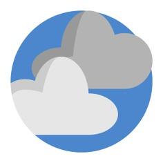 See more icon inspiration related to cloud, atmospheric, clouds, cloudy, weather and sky on Flaticon.