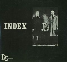 The Index [aka #album art #index #psych