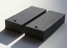 Letterpress_label_parvani_letterpress winkel #winkel #netherlands #duplexed #letterpress #nederland #label #letterpresswinkel