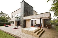 Project Inspiring Serenity: Olaya House Near Medellin, Colombia #architecture
