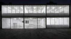 Instituto Modelo del Sur, Nivel Primario / Esteban Gafurri Torrado Arquitectos + Tannenbaum Arquitectos #light #architecture #facades