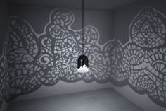 Lacelamp collection - Inspired by the traditional handmade lace - www.homeworlddesign. com (12) #lighting #design #lamps