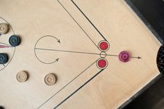 IG072 #game #board #carom