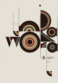 Qalto typeface on the Behance Network #type