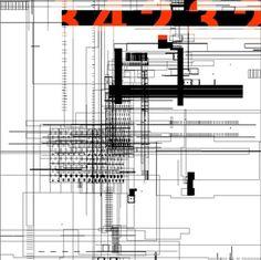 Machine Series Detail. Line Art. | Flickr - Photo Sharing! #graphic design #design #art #line