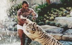 On Display #tyson #tiger
