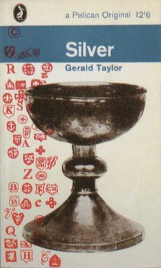 Penguin Books - Gerald Taylor: Silver #covers