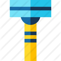 See more icon inspiration related to razor, razor blade, Tools and utensils, grooming, miscellaneous, blade, beauty and shave on Flaticon.