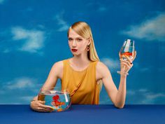 By The Sea: Glamour and Provocative Photography by Aleksandra Kingo