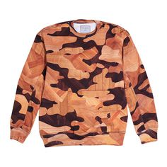 Wooden Floor Camo Sweat ⁄ Shop ⁄ Syndicate #camo #sndct #clothing #sashakanevski