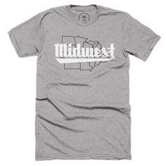 Midwest T-shirt #tshirt