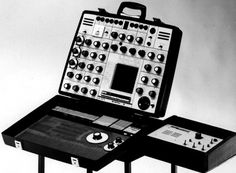 Futureness » Synthi AKS 1972 #synth
