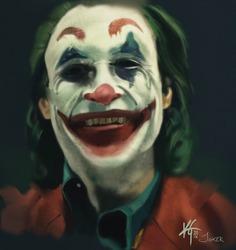 Joker – Joaquin Phoenix
