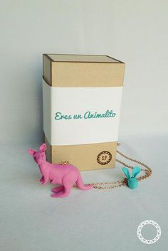 animal necklace