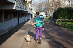 Make Your Own Luck by Kate Moross | http://katemoross.comWritten in an approachable, forthright and refreshingly honest tone, Make Yo #people #photography #purple #teal #dog